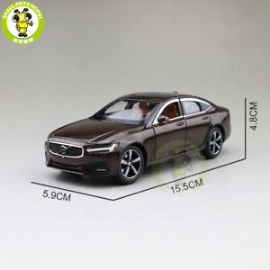 1/32 Jackiekim Volvo S90 shock absorption Diecast Model CAR model Toys kids Gift