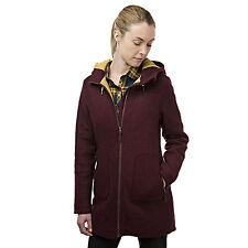 Womens size  20 Craghoppers Hepworth Jacket coat burgundy winter casual BNWT