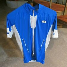 Sugoi RP ICE Blue/White Cycling Jersey