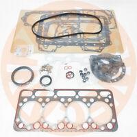KUBOTA V1902 ENGINE FULL GASKET KIT BOBCAT SKID LOADER TRACTOR AFTERMARKET PARTS