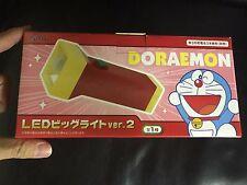 Doraemon Secret tool Big light shape LED flashlight NIB Official Japan Cosplay