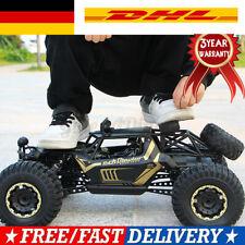 1:8 RC Groß Monster Truck 50CM Ferngesteuertes AutoGeländewagen 4WD 1/2Batterien