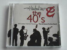 The Al Saxon Forties Band - Hooked On The 40's (CD Album) Used Very Good