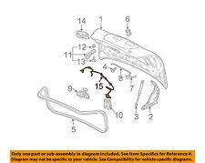 Pontiac GM OEM 2004 Grand Prix Trunk Lid-Harness 10340069