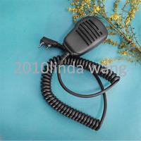 Shoulder Speaker Mic For Kenwood TK2312 TK3312 TK3360 NX220   Portable Radio