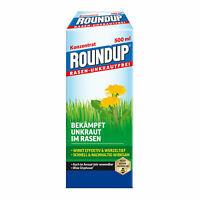 Roundup Gazon-Sans Concentré 500ml Pissenlit Wegerich Désherbant
