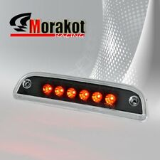 Black Clear 95-04 Toyota Tacoma Truck Third 3rd Brake light LED Signal Stop Lamp