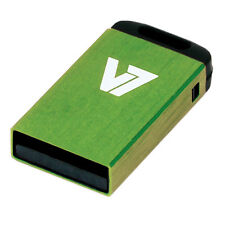 V7 unidad de memoria Flash USB 2.0 Nano 32 GB verde