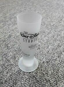 Vintage Walt Disney Studios Walt Disney World Shot Glass
