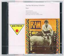PAUL McCARTNEY COLLECTION RAM CD BEATLES  F.C. SIGILLATO!!! 1