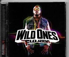 """CD ALBUM 9 TITRES--FLO RIDA--WILD ONES--2012 """"RAP US"""""""