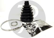 PEUGEOT 206 2.0 GTi DRIVESHAFT HUB NUT & CV JOINT BOOT KIT BOOTKIT 99>ON