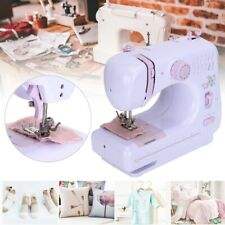 Mini Sewing Machine Free-Arm Sewing Machine with 12 Built-In Stitches JYSM-605