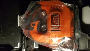 Black & Decker 410W - 230V Corded Jigsaw