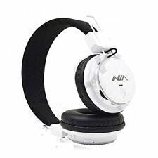 U-009 Foldable Wireless Bluetooth Earphone Headset with Microphone, Micro SD/TF