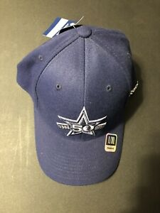 NEW NWT Dallas Cowboys 50th Anniversary 1960 2010 Reebok Fitted L/XL Cap Hat
