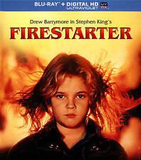 FIRESTARTER NEW BLU-RAY