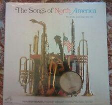 SONGS OF NORTH AMERICA 1967 RCA Victor PRM 259 LP Vinyl SEALED Ellington Sinatra