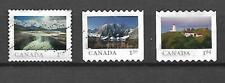 # 20- 4  Canada  2020    Hight Value $1.07 $1.30 $1.94 stamps Used