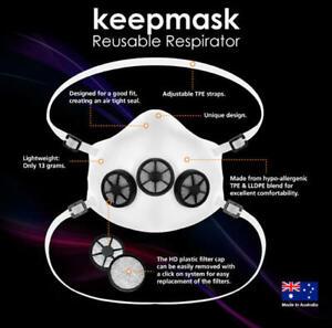 Reusable Face Mask - The KeepMask Large Face Mask