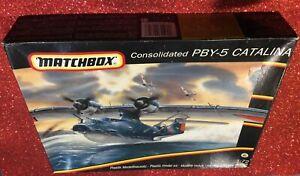 MATCHBOX 1/72 PBY 5 CATALINA