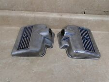 Triumph Metal Airbox Covers Air Cleaner Covers 1971 T120 BSA A65L A65F #MS