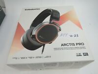 SteelSeries Arctis Pro Over-Ear Headset - Black
