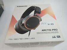 SteelSeries Arctis Pro Over-Ear Headset - Black