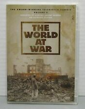 THE WORLD AT WAR Volume 5 History of WWII 1940- 1945 DVD