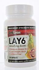 AliLean LAY6 Detoxifying Diuretic 30 capsules
