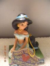 "Jim Shore - Disney Showcase  - "" Be Adventurous"" from Alladin"