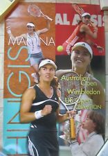 MARTINA HINGIS SUPERSTAR Official WTA Tennis POSTER  vintage new in wrapper