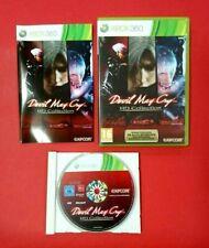 Devil May Cry HD Collection - XBOX 360 - USADO - MUY BUEN ESTADO