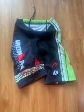 Sugoi Triathlon Shorts Ironman Newton Adult Small