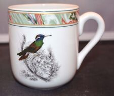 The Bombay Company Vista Alegre HUMMINGBIRDS OF THE WORLD  Mug #16