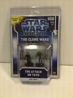 Star Wars Miniatures: The Clone Wars 'The Attack On Teth' Map Pack