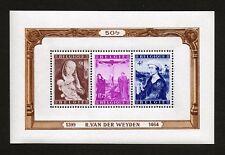 BELGIE 1948 BLOCK 28 MNH** SANS CHARNIERE GOMME ORIGINE POSTALE TB VF