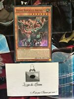 Yu-Gi-OH! Hydre Rouages Ancients SR03-FR002 1st