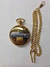 SABB 96 RALLY 2 TEMPI Monte Carlo ref235 PELTRO Effetto Oro Case Pocket Watch