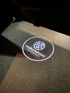Holden Walkinshaw Performance Door Lights Leds Set Of 2 Rare Limited Edition HSV