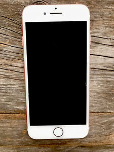 APPLE IPHONE 7 32GB ROSE GOLD O2 NETWORK A1778 GSM