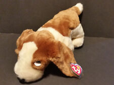 TY Beanie Buddies 1998 Tracker the Basset Hound