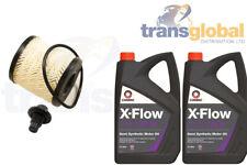 5W-30 Oil & Filter Change Service Kit for Land Rover Defender TDCi PUMA 2.2 2.4
