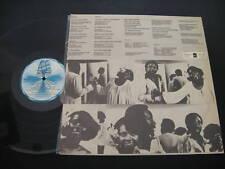 Thelma Houston & Jerry Butler RARE Israel Press LP Bee Gees Stevie Wonder SOUL