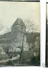 41 . église de Lavardin . photo ancienne . 1906 .