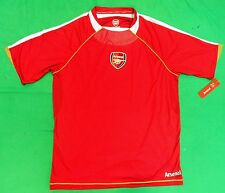 Official Licensed Rhinox Jersey Arsenal F.C Color Red Size XL