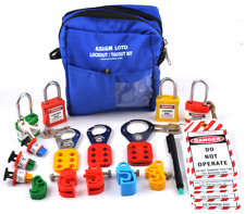 Asian LOTO_Industrial Safety Lock out Tag out Kit