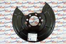 GENUINE Vauxhall ASTRA ZAFIRA COMBO MERIVA - REAR BRAKE SHIELD - NEW 90498290