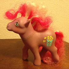 Generation 1 G1 1984 My Little Pony MLP CARAMEL CRUNCH Hasbro - Boys & Girls 3+!