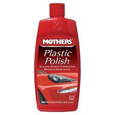 Mothers 06208 Plastic Polish - 8 oz. 8 oz.